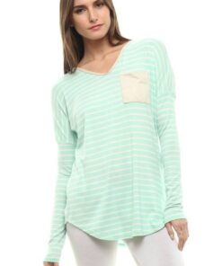 Minty Soft Top from Bright-Eyed & Beautiful Fashion Boutique